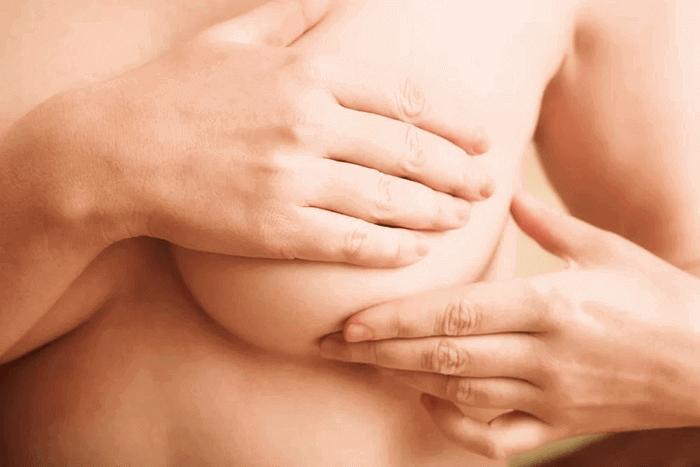 Набухание молочных желез при беременности